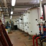Progettazione grandi centrali tecnologiche (termiche, termofrigorifere, idriche, elettriche, etc.)