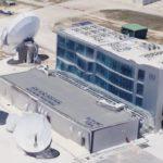 Impianti ad alto contenuto tecnologico (Satellite Farm presso Nazioni Unite)